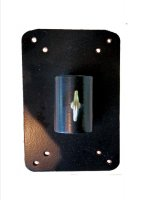 FPVFP - Vertical Bird Feeder or Bird House Mounting Plate - USA