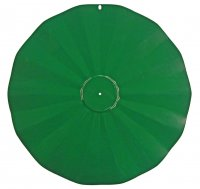 SB5 - Hanging Disk Squirrel Baffle/Squirrel Guard - Green - USA