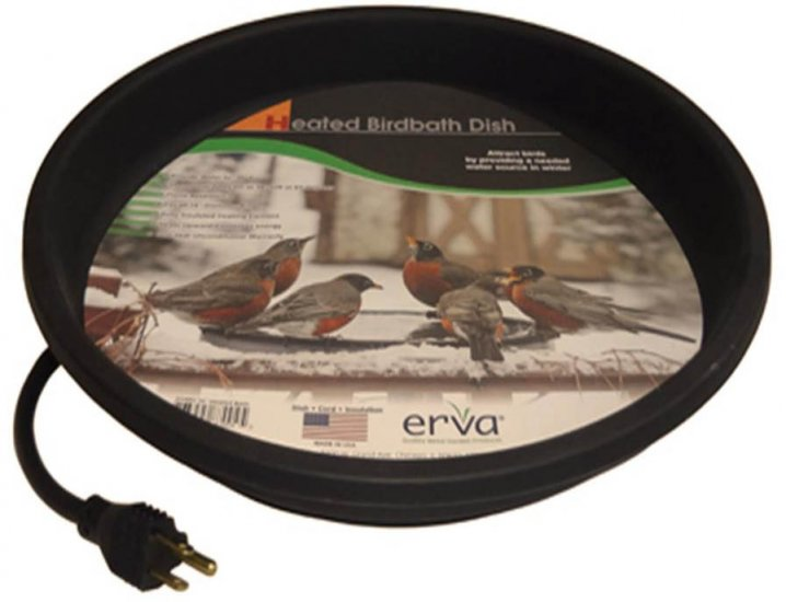"D14BH - HEATED 14"" Bird Bath Dish Replacement - Click Image to Close"
