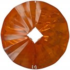 SB7C - 4X4 Disk Squirrel Baffle - Copper Tint - USA