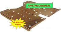26249 - Sub-Floor Tray -MSS12 Center (Genuine Copper)
